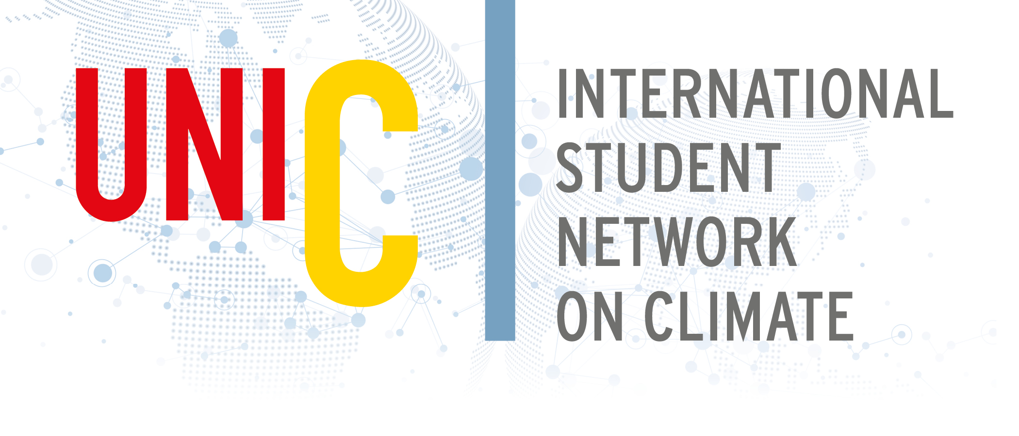 Logo UniC - International student Network on climate